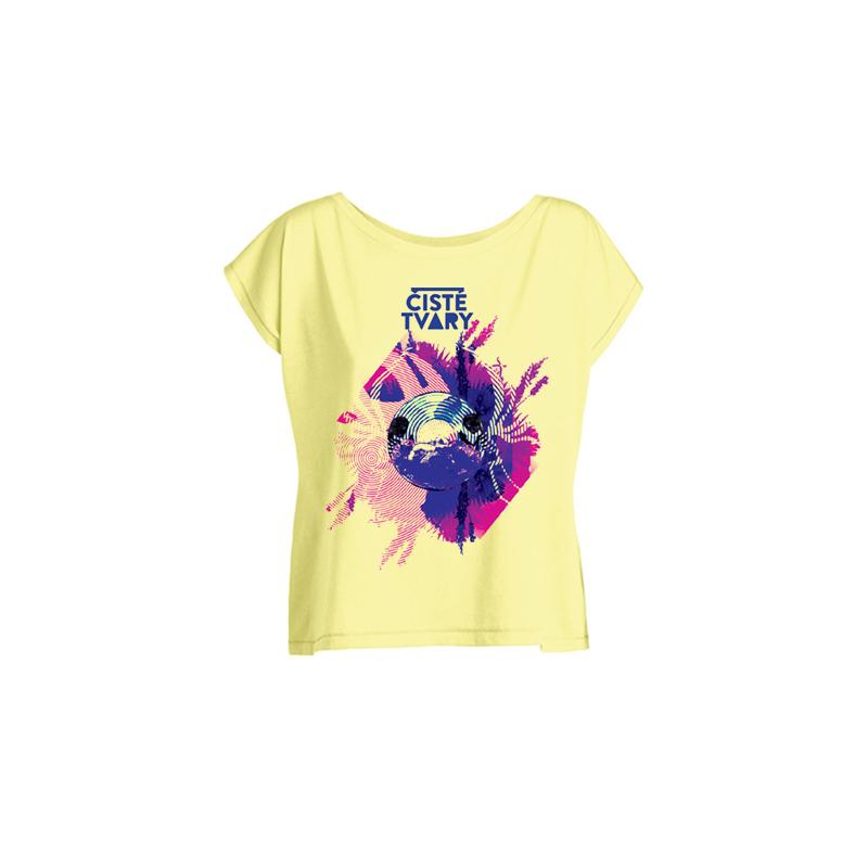 ČT Tour 2015<br>WOMAN Flies Iris Yellow